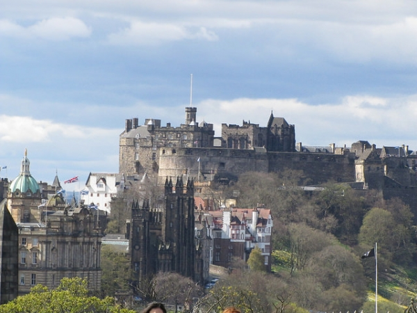 Viaggio a Edinburgo - Visiting Edinburgh